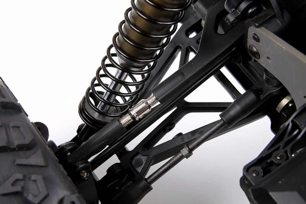 Conjunto de brazo de montaje de suspensión ajustable para piezas de coche 1/8 TORLAND RC