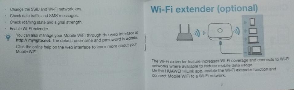 Huawei E5573 Unlocked Dongle Wifi Router E5573S-856 Mobile Hotspot Wireless  4G LTE Fdd Band Porta