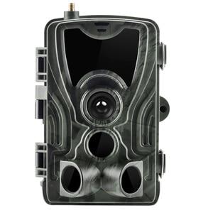 Image 2 - 4G كاميرا تعقب الحياة البرية الصيد كاميرات المراقبة HC 801LTE 16MP 0.3S الزناد الأشعة تحت الحمراء مع هوائي كاميرات البرية
