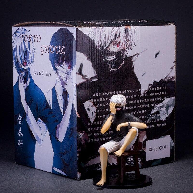 Tokyo Ghoul Kaneki Ken Figure Stand Ver Toys Collection Model Brinquedos 13cm