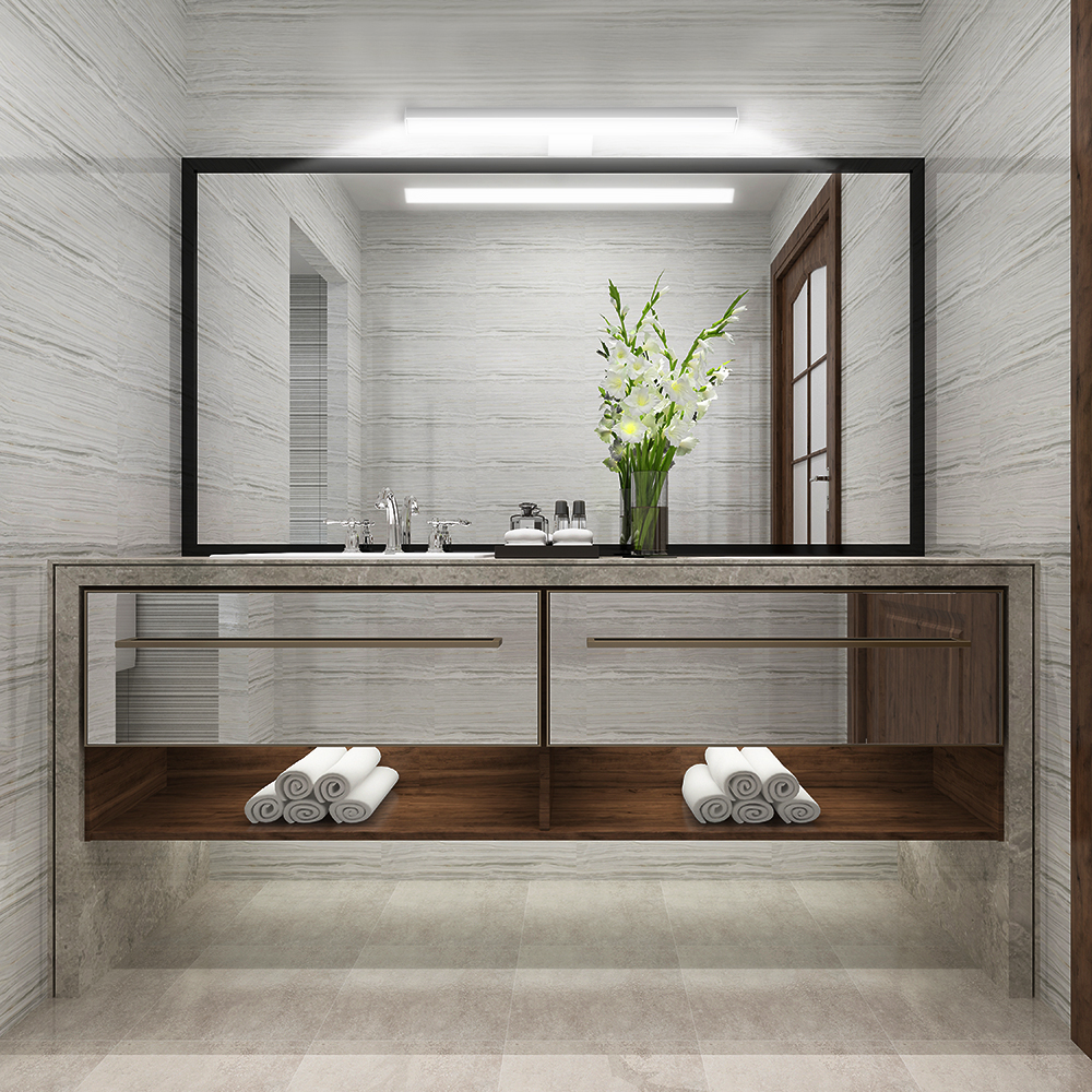 Makeup Vanity Cabinet Washroom