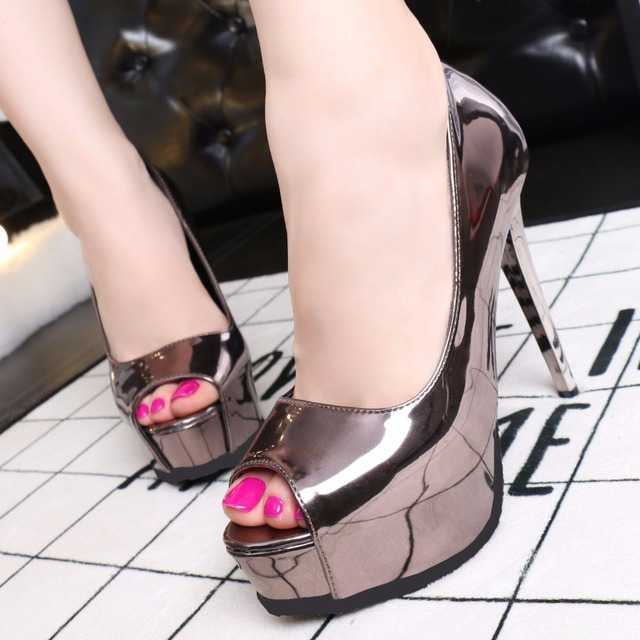 d54f4c8cddc Europe-Style-Summer-Spring-Women-s-Shoes-Ultra-High-Heels-13cm-Female -Pumps-with-Platform-Sexy.jpg 640x640.jpg