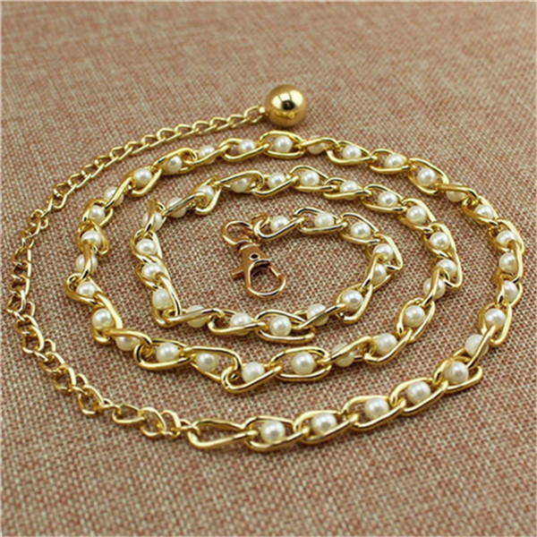 Imitation Pearl Beads Thin...