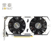Original ZOTAC GeForce GTX 750-1GD5 Graphics Cards HA For NVIDIA GT700 GeForce GTX 750 1G Video Card 128bit GDDR5 Used GTX750
