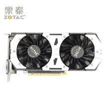 Original ZOTAC GeForce GTX 750-1GD5 Graphics Cards HA For NVIDIA GT700 GeForce GTX 750 1G Video Card 128bit GDDR5 Used GTX750
