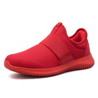 Men's brand casual and comfortable sports shoes men red bottoms black high top designer sneakers vulcanize shoes men summer