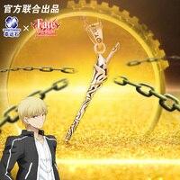 Fate Stay Night Gilgamesh Pendant Silver 925 Sterling Anime Role Archer Chulainn Enuma Elish Action figure Toys Doll NEW Arrival