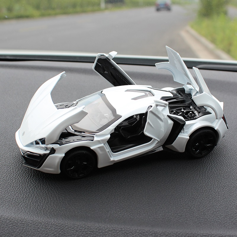Ornaments Automobiles & Motorcycles Shop For Cheap Simulation Vehicle Model Child Model Ornament Back Force Function Car Toys Gift Metal Mould Perfume Fragrance Clear And Distinctive