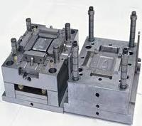 OEM Moldmaster Hot Runner Plastic Injection Mold For Kids Gum Case