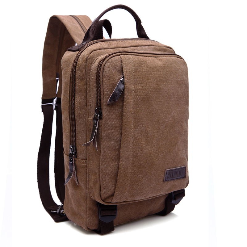 2019 Mens canvas backpack vintage student school bags for teenagers bag casual rucksack travel Small Canvas Backpack daypack2019 Mens canvas backpack vintage student school bags for teenagers bag casual rucksack travel Small Canvas Backpack daypack