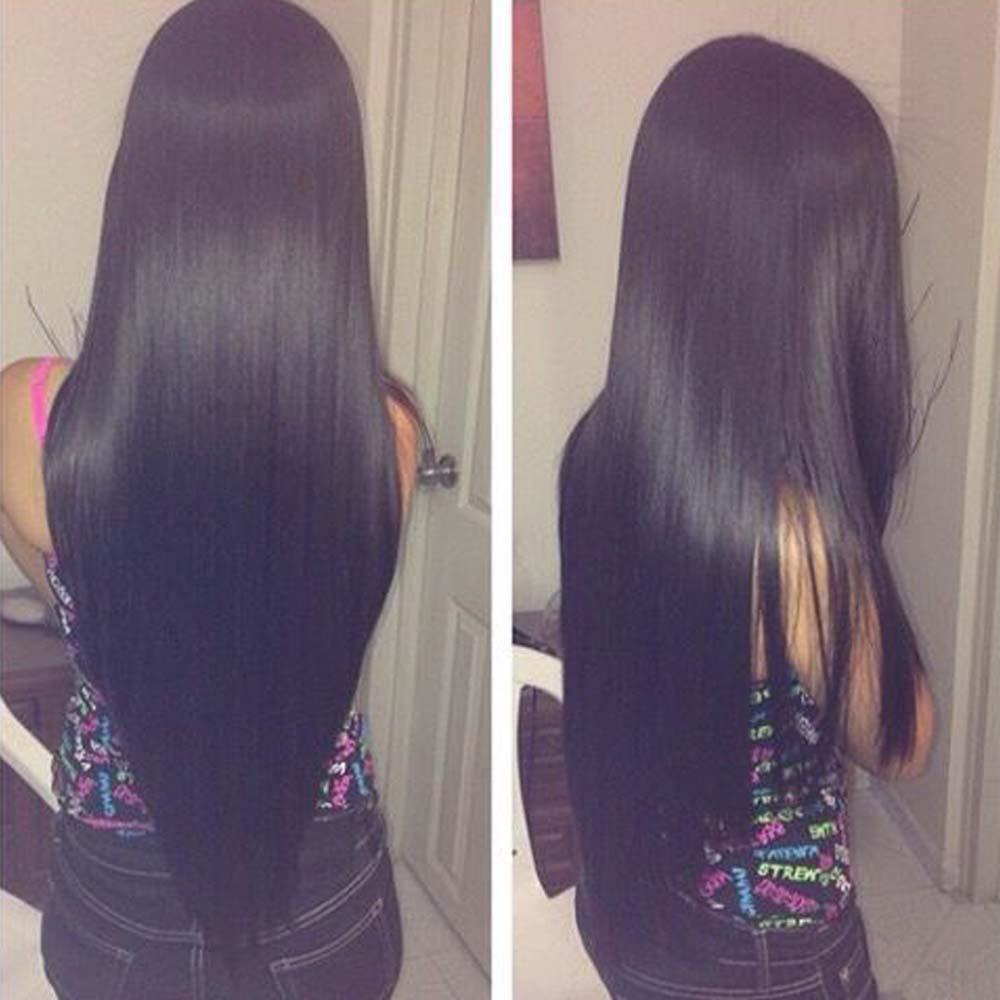 Annabelle Hair Company Malaysian Straight Hair 4 Bundles