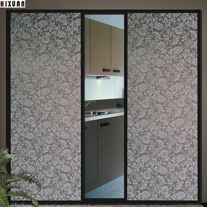 Popular Decorative Glass Door Stickers Buy Cheap Decorative Glass