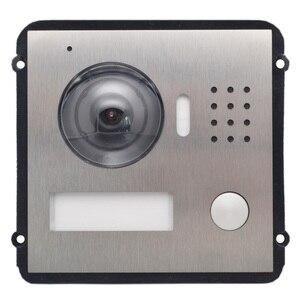 Image 1 - 2 dây VTO2000A C 2 Mô Đun Chuông Cửa phần làm việc với VTH1550CHW 2 và VTNC3000A, IP Video liên lạc nội bộ, IP cửa, NHÂM NHI chuông cửa