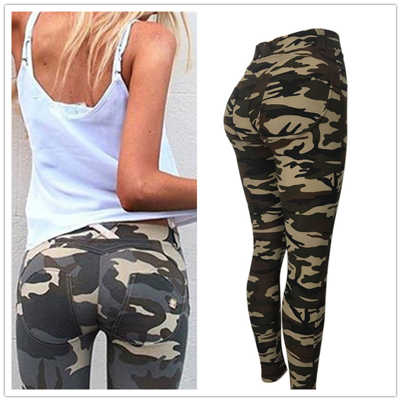 High Quality Camouflage Joggers Women Sweatpants Harem Camo Pants Drawstring Femme Loose Female High Waist Pocket