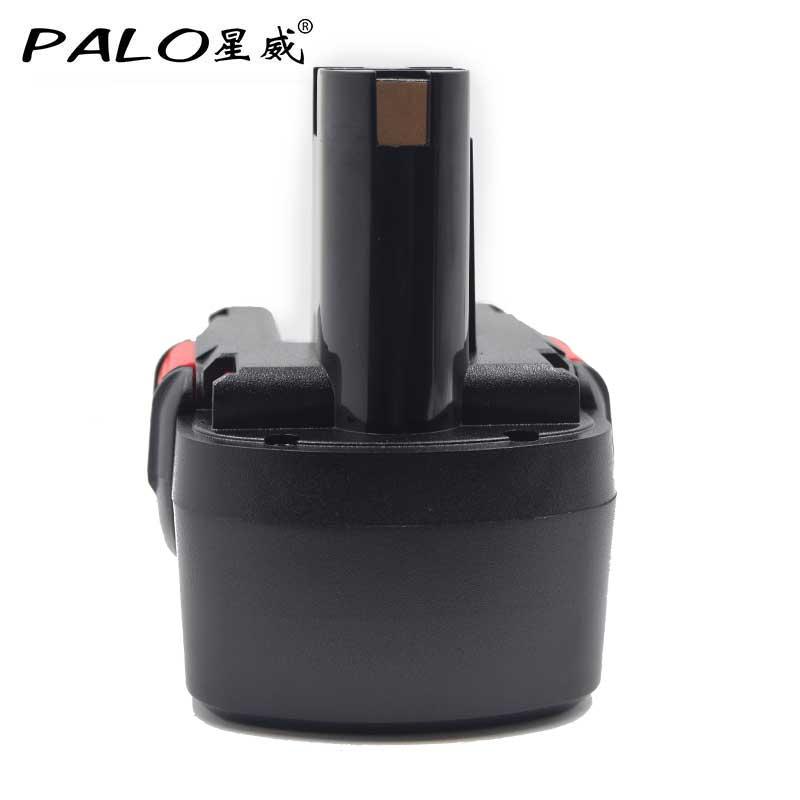 Pour Bosch 14.4 V 3.0Ah NI-MH perceuse Rechargeable outil électrique batterie outils Batteries batterie Rechargeable pour 1661 K 5142d JR140DWB