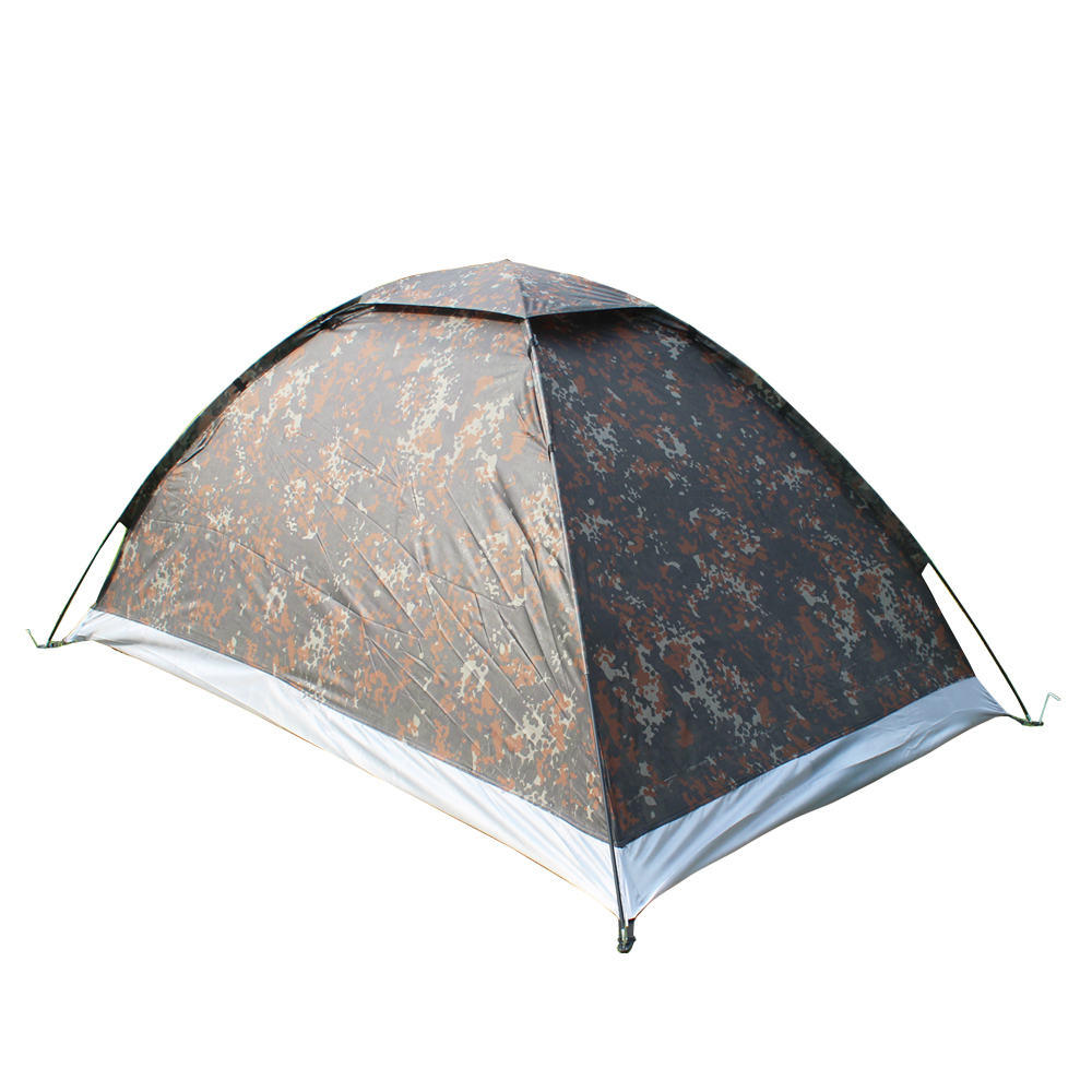 200 * 140 * 110 cm Outdoor Tragbare Single Layer carpas camping Zelt - Camping und Wandern - Foto 3