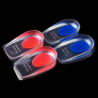 Silicon Gel Heel Cushion Insoles Beauty Tools
