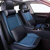 Новые автомобили льна универсальные чехлы подходят lexus is 250 is250 lx 570 lx470 lx570 nx 2010 2009 2008 2007 авто аксессуары