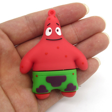 Pen drive 4G 8GB 16GB 32GB 64GB USB Flash Drive Spongebob Patrick U disk