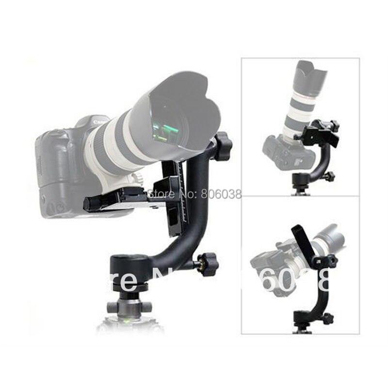 Beike BK-45 Panoramic 360 Degree Vertical Pro Gimbal Tripod Head 1/4 Screw for Camera