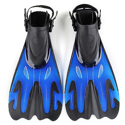 1set Anna Scuba/Diving/Snorkeling Swimming Web-Footed Fins Flippers W/Bag K0455