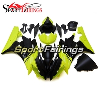 Cowling Injection Fairings For Yamaha R6 08 09 10 11 12 13 14 Plastics Complete ABS Motorcycle Fairing Kits Fluorescent Yellow