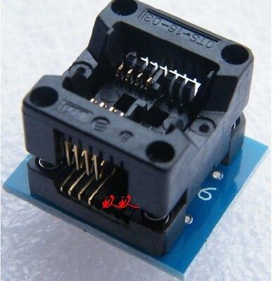SOIC8 SOP8 к DIP8 EZ Программист адаптер преобразователь модуль 150mil