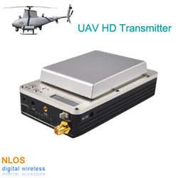 Professional БПЛА HD видеопередатчик, COFDM HDMI беспроводной видео передатчик, низкая задержка БПЛА видео ссылка для дроны/UGV