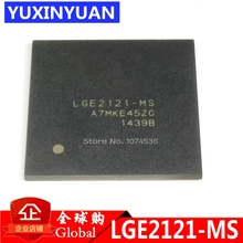 YUXINYUAN LGE2121-MS LGE2121 LG2121-MS BGA New original authentic integrated circuit IC LCD chip