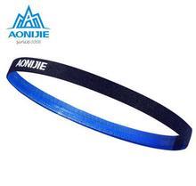 AONIJIE Men Women Sports Hair Band Anti-slip Elastic Sweatband Fitness Yoga Gym Running Cycling Headband