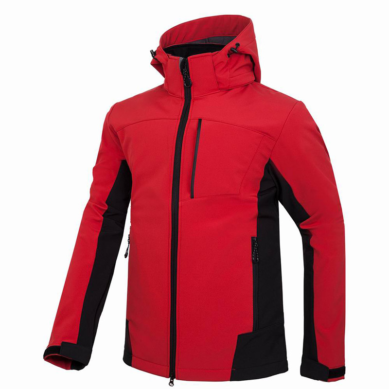 SCRIOSADH Spring Autumn Soft shell Waterproof Thermal Jacket Windproof Fleece Quick Dry Men Hiking Climbing Outdoor Jacket