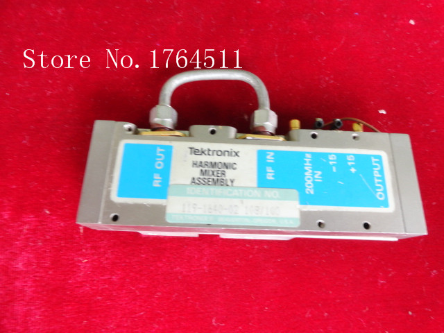 [BELLA] TEKTRONIX 119-1640-02 200MHz + 15V RF RF Coaxial High Frequency Mixer