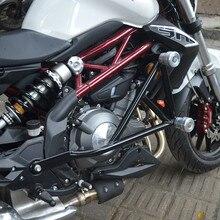 Benelli BJ300 BN302S ползунки защита двигателя крушение Банги протекторы мотоциклетные боковые защитные бамперы