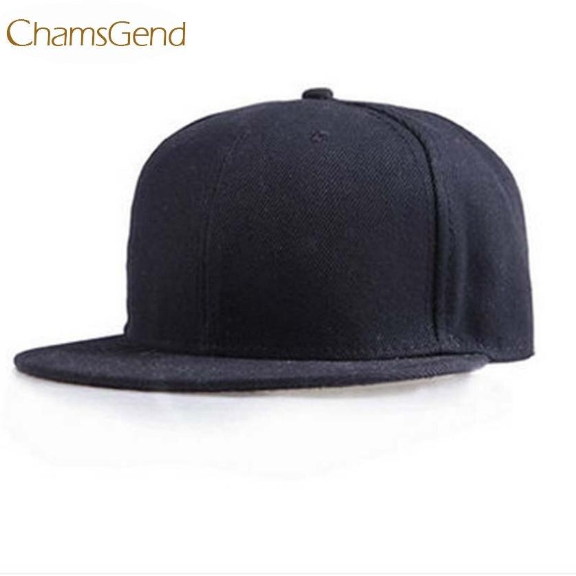Newly Design Fashion Unisex Plain Snapback Hats Hip-Hop Adjustable   Baseball     Cap   160107 Drop Shipping