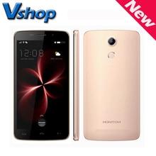 D'origine HOMTOM HT17 Pro 4G Mobile Téléphones Android 6.0 2 GB RAM 16 GB ROM Quad Core Smartphone Double SIM 5.5 pouce 720 P Cellulaire téléphone