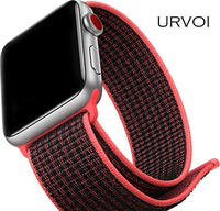 URVOI Sport Loop Band For NIKE Apple Watch Series 3 2 1 Strap For Iwatch Woven