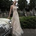 WW1521 Luxury Sexy Strapless Lace Applique Beading Crystal Long Train Royal Bridal Wedding Dress Robe De Mariage 2016 New