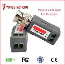Promotional price CCTV Passive Video balun for CCTV Monitoring UTP202E
