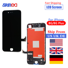 AAA Original LCD Screen For iPhone 8 Plus Display Digitizer Touch Module 8plus Replacement  Ship From US UK DE CN