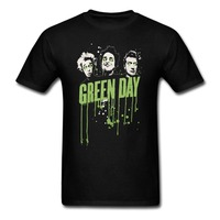 GREEN DAY DRIPS T Shirt Men Women Tee Euro Size S XXXL