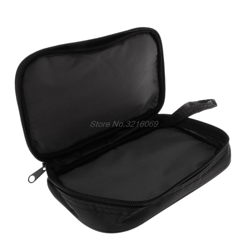 Multimeter Black Colth Bag 20*12*4cm UT Durable Waterproof Shockproof Soft Case Sep12 Whosale&DropShip