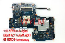 new original K95VM A95VM K95VJ A95VJ laptop motherboard QCL90 LA-8223P GT630M 2G 90N-N84MB1000C N13P-GL-A 100% Tested Working