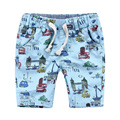Brand Summer Style Cotton Baby Boys Shorts Children Beachwear Casual Beach Shorts Kids Clothes For Age 2-8T