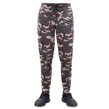 Men Sports Camouflage Running Pants Athletic Football Soccer pant Training sport Pants Elasticity Legging jogging Gym Trousers(China)