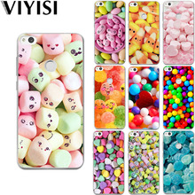 VIYISI Phone Case For Huawei P20 Lite Mate9 10 lite case Pro P8 P9 P10 Plus Honor 9 6A Y5 2017 Y6 Y7II Nova2 Coque Candy Cover for huawei p9 p10 lite case embossed rattan wallet flip case for huawei p9 lite mini enjoy 7 y6 pro 2017 for y7 honor 7x 9 lite
