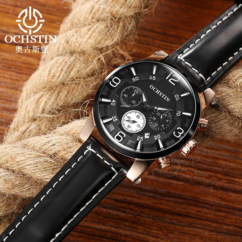 Լավագույն շքեղ ապրանքանիշ OCHSTIN - Տղամարդկանց ժամացույցներ - Լուսանկար 3