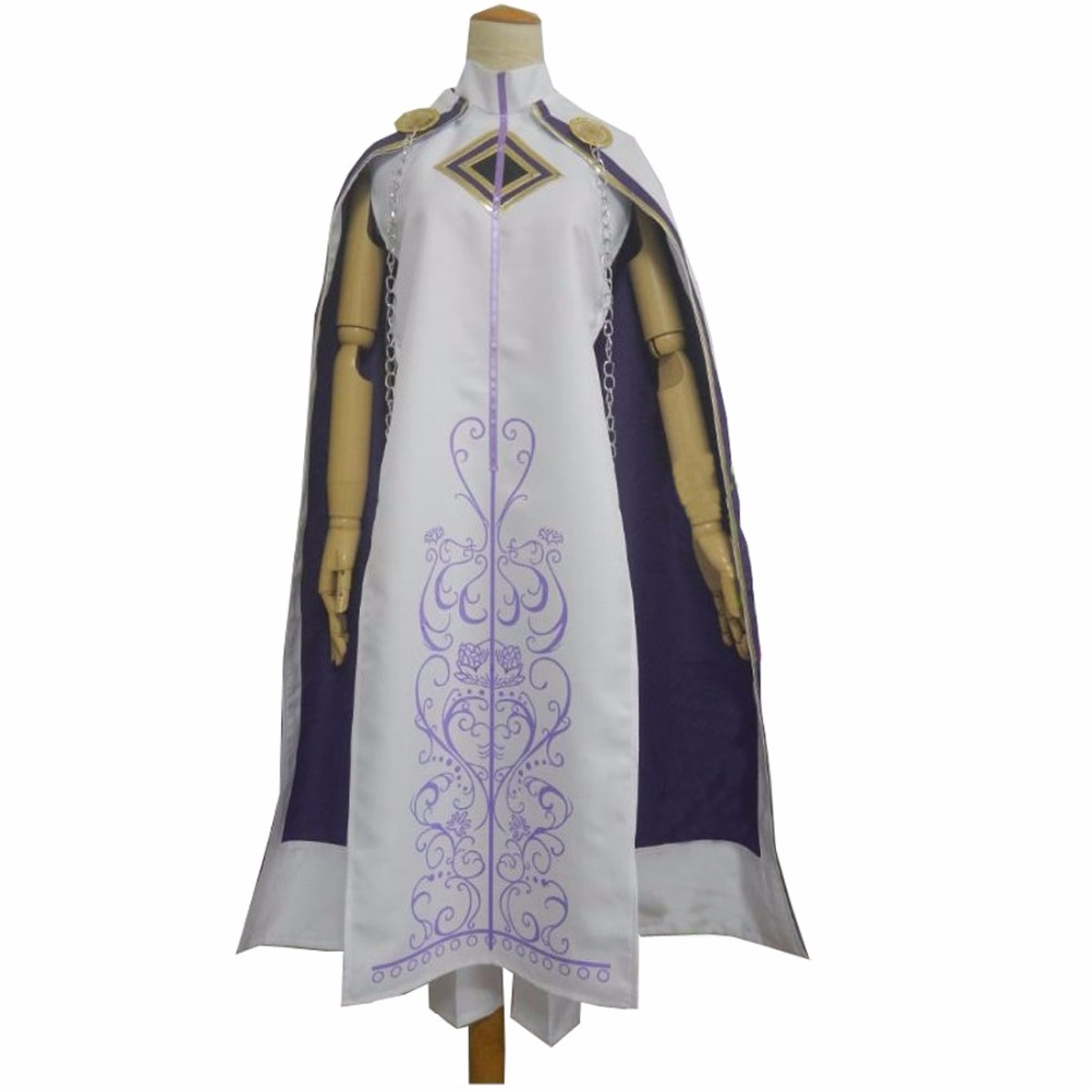2018 Fate Grand Order Arjuna Karna uniform Cosplay Costume Dress Custom Made