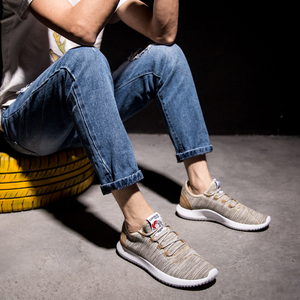 Image 4 - Weweya ビッグサイズ 48 靴男性スニーカー軽量通気性 zapatillas 男カジュアルシューズカップルの靴ユニセックス zapatos hombre