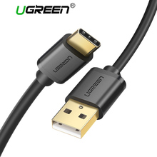 Ugreen USB Type C Cable for Samsung Galaxy S9 Plus Note 9 Type C Fast Charging
