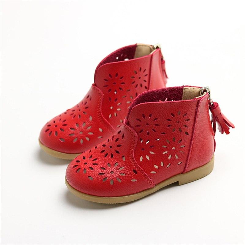2018 ARLONEET Summer Kids Children Fashion Big Flower Girls Flat Pricness Shoes Mini Melissa Sandalia Infantil Kids Melissa